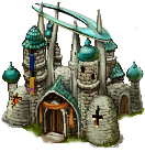 The Ministry of Omnipotent Affairs is easily the Kingdom's most politically correct building, serving as an all-round worshipping point for the realm's gods. Quite an achievement considering that most of them don't really like one another.