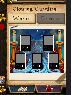 New Altar Panel